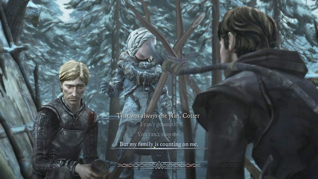 Chapter 4 will start with Gareds adventures - Chapter 4 | Episode 5: A Nest of Vipers - Episode 5: A Nest of Vipers - Game of Thrones: A Telltale Games Series Game Guide