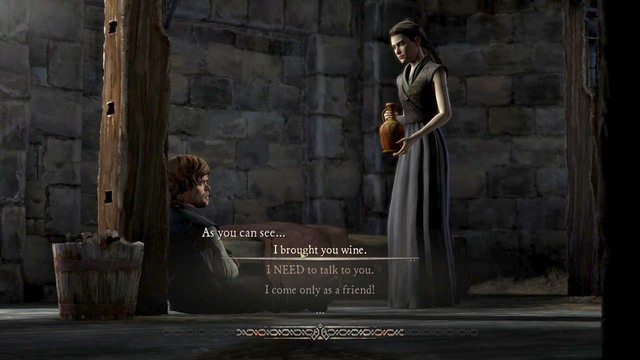 After Ashers conversation with Malcolm the game will take you to the Kings Landing - Chapter 5 | Episode 5: A Nest of Vipers - Episode 5: A Nest of Vipers - Game of Thrones: A Telltale Games Series Game Guide