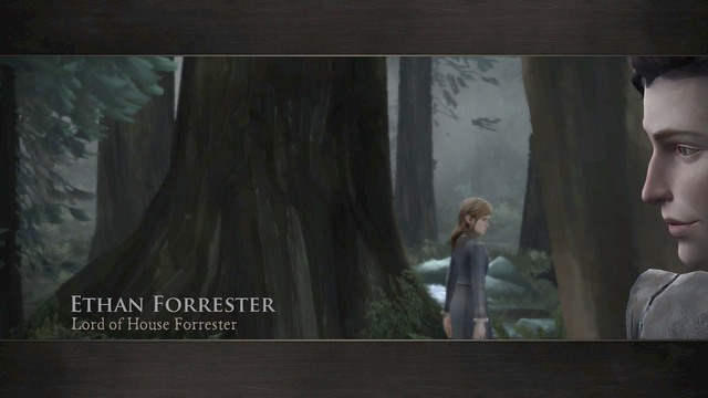 In this chapter you will play as Ethan Forrester, heir to the title of Lord Forrester - Chapter 3 | Episode 1: Iron from Ice - Episode 1: Iron from Ice - Game of Thrones: A Telltale Games Series Game Guide