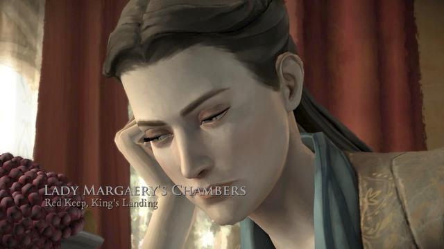 Mira Forrester Vs Cersei Lannister Who Wins Telltale Community