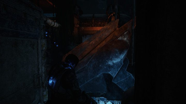 Unfortunately, Niles deceived you - find a way to escape from the research facility - Act 2 Chapter 5 - Dirtier Little Secrets | Gears 5 Walkthrough - Act II - Gears 5 Guide