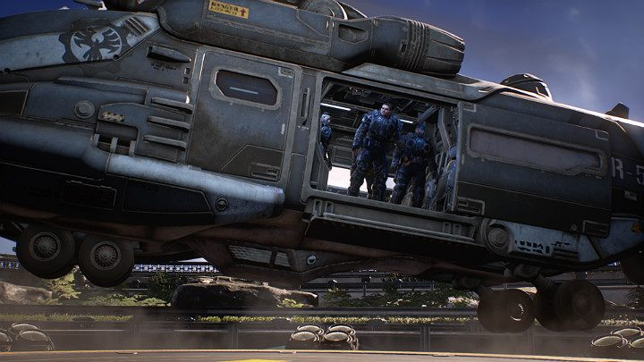 After returning to New Ephyra, Delta team must suffer the consequences of their actions in Azura - Act 1 Chapter 2 - Diplomacy   Gears 5 Walkthrough - Act I - Gears 5 Guide