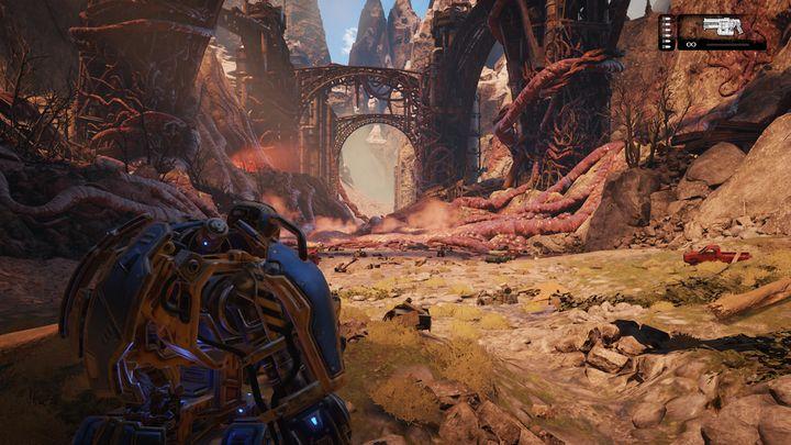 Act 5:4 - Release | Walkthrough - Gears of War 4 Game Guide