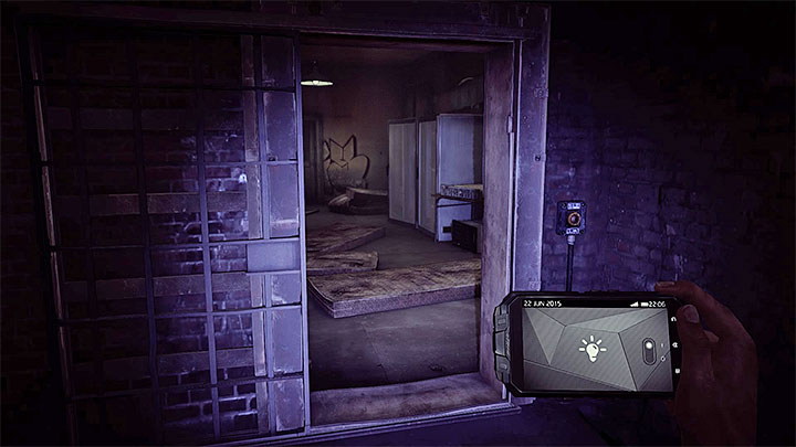 The secret room can be visited during your second visit to Block B - Psychiatric Asylum - Building C | Hidden memories - Hidden memories - Get Even Game Guide