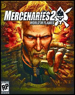 Mercenaries 2  W...Flames Game