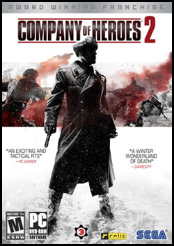 Company of Heroes 2: Master Collection (2014) [v. 4.0.0.21799] PC | RePack от qoob