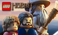 LEGO The Hobbit game guide.