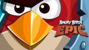 Angry Birds Epic game guide.