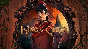 King's Quest game guide.