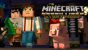 Minecraft: Story Mode: A Telltale Games Series game guide.