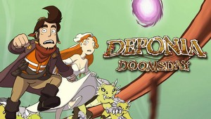 Deponia Doomsday game guide.