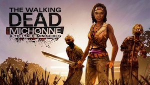 The Walking Dead: Michonne game guide.
