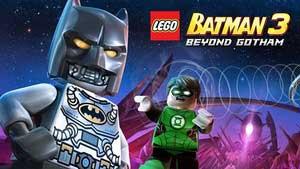 LEGO Batman 3: Beyond Gotham Game Guide & Walkthrough
