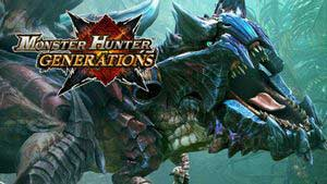 Monster Hunter Generations Game Guide