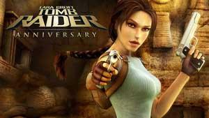 Tomb Raider: Anniversary Game Guide & Walkthrough