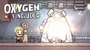 Oxygen Not Included Game Guide