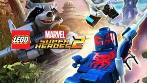LEGO Marvel Super Heroes 2 Game Guide