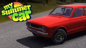 My Summer Car Guide