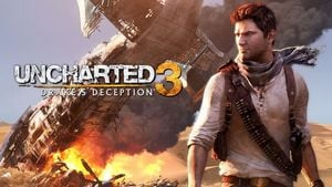 Uncharted 3 Drake's Deception Guide