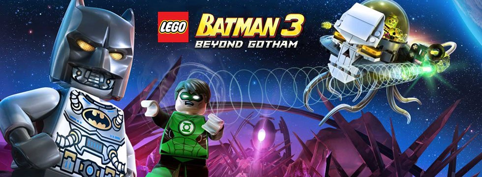 LEGO Batman 3: Beyond Gotham Game Guide & Walkthrough
