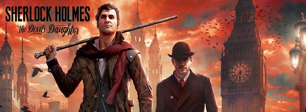 Sherlock Holmes: The Devil's Daughter Game Walkthrough
