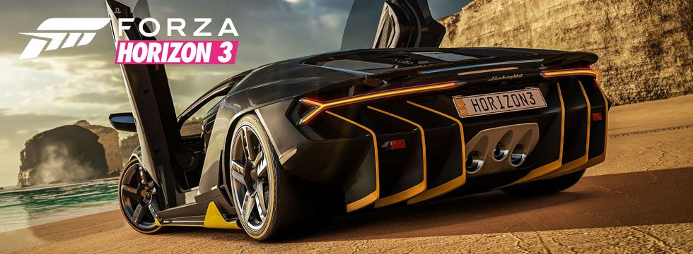 Forza Horizon 3 Game Guide