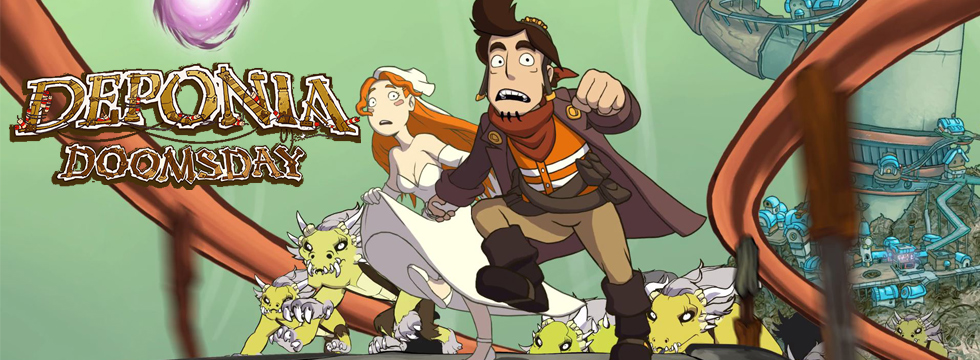 Deponia Doomsday Game Guide