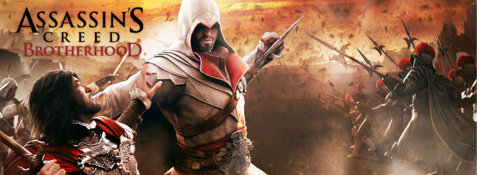 Assassin S Creed Brotherhood Game Guide Walkthrough