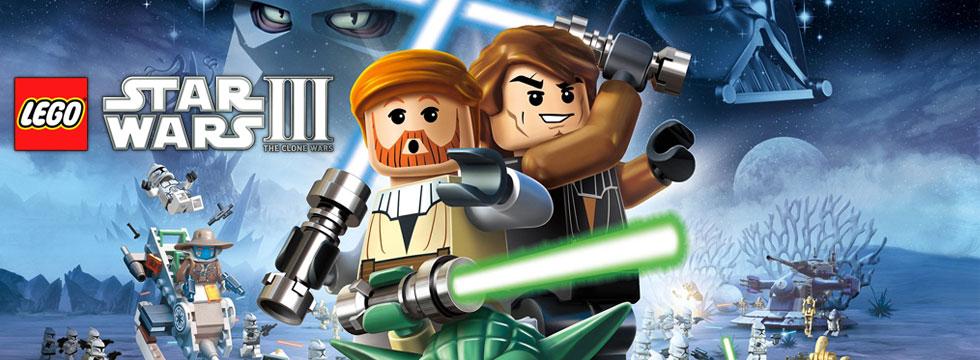 Wii star wars 3 lego walkthrough