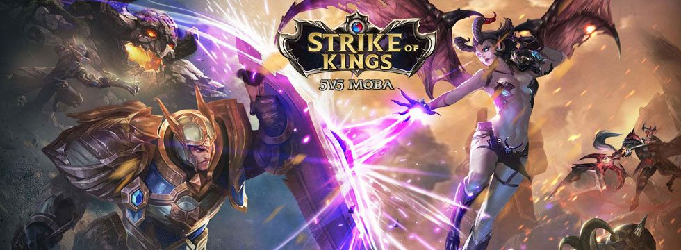 Free Skins And Characters In Arena In Valor Arena Of Valor Game