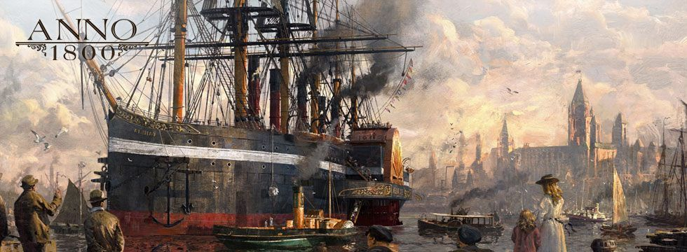 Anno 1800 Game Guide