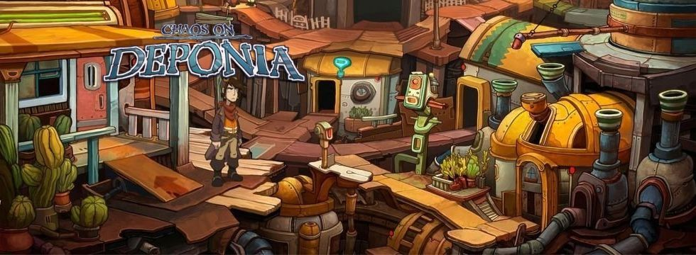 Chaos on Deponia Guide