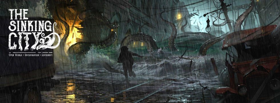 Lost At Sea | The Sinking City walkthrough - The Sinking