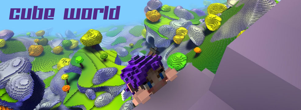 Cube World Game Guide