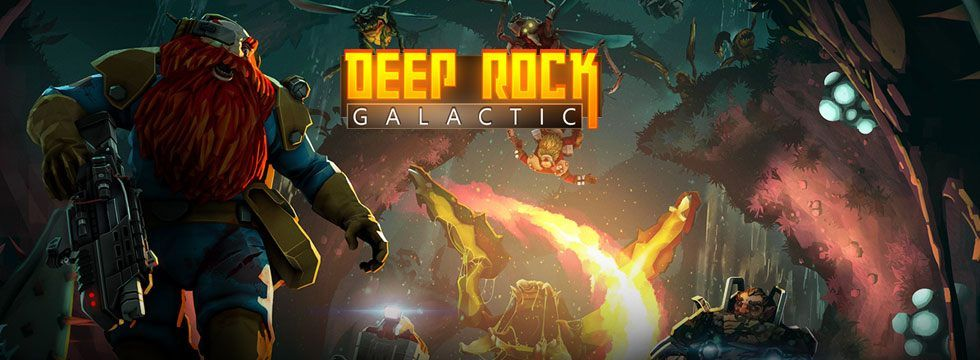 Deep Rock Galactic Guide