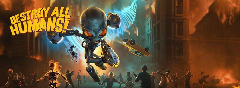 Destroy All Humans Remake Guide