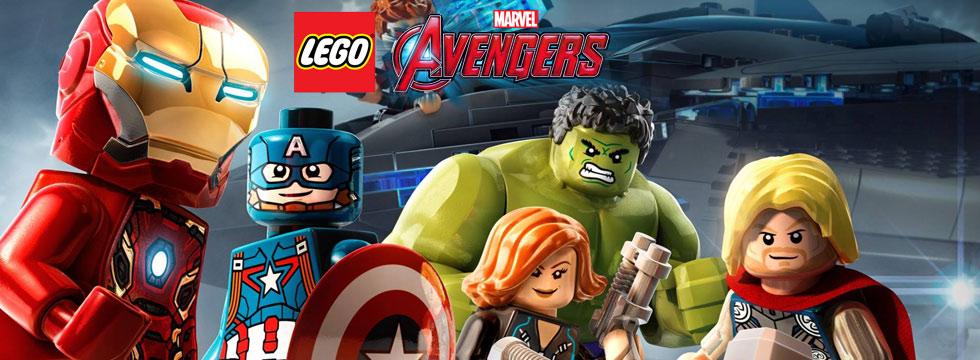 LEGO Marvel's Avengers Game Guide & Walkthrough