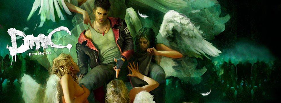 DMC: Devil May Cry Game Guide
