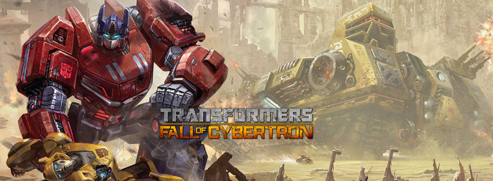 Chapter 9 - Megatron Returns - Transformers: Fall of