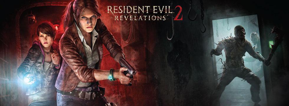 Resident Evil Revelations 2 Game Guide