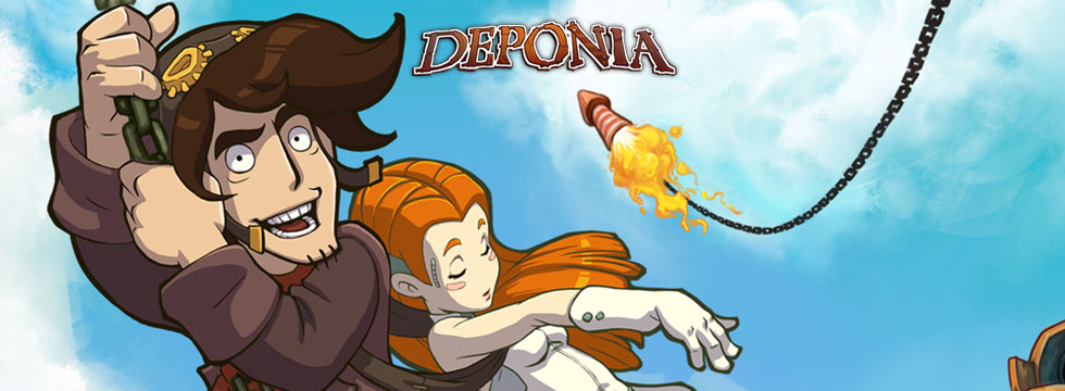 Deponia Game Guide & Walkthrough