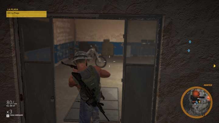 La Plaga La Cruz Bosses Tom Clancy S Ghost Recon Wildlands Game