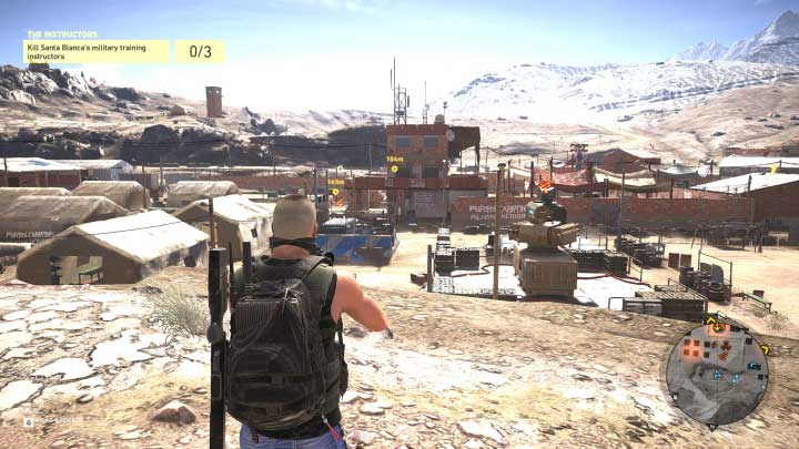 In the mission called The Instructors your task is to kill three instructors - The Instructors | Montuyoc Walkthrough - Montuyoc - Tom Clancys Ghost Recon: Wildlands Game Guide