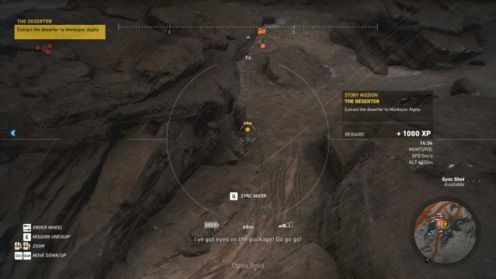 You are now in a place where there is much more enemies - The Deserter | Montuyoc Walkthrough - Montuyoc - Tom Clancys Ghost Recon: Wildlands Game Guide