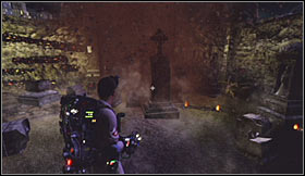 2 - Level 7: Central Park Cemetery - part 1 - Walkthrough - Ghostbusters The Video Game - Game Guide and Walkthrough