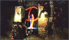 I assume that you may have some problems figuring out the next step - Level 7: Central Park Cemetery - part 1 - Walkthrough - Ghostbusters The Video Game - Game Guide and Walkthrough