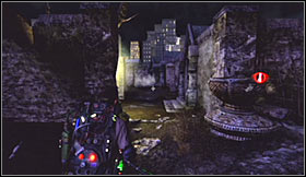 It would be a good idea to use the Meson Collider against the summoners, however the Proton Gun can also inflict serious injuries as long as it's properly used - Level 7: Central Park Cemetery - part 1 - Walkthrough - Ghostbusters The Video Game - Game Guide and Walkthrough