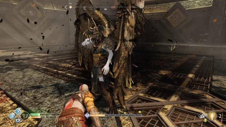 Valkyries in God of War - God of War Guide   gamepressure com