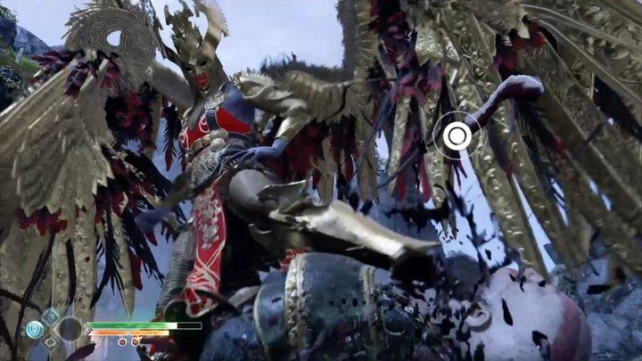 god of war valkyrie kara