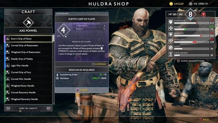 How to level up in God of War? - God of War Guide   gamepressure com